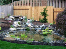 Raise Property Value With Outdoor Water Feature Waterfall