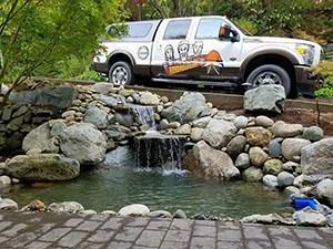 Affordable Waterfall Pond Supplies and Installation!
