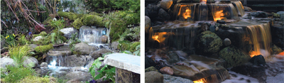 Waterfall And Pond Design Installation Services